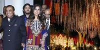World Most Expensive Weddings Isha Ambani Number