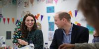 Prince William And Kate Middleton Visit Childrens Hospital