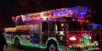 Fire Truck Christmas Parade