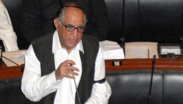 سیدسردار احمد نے ایم کیو ایم کی رکنیت سے استعفیٰ دیدیا