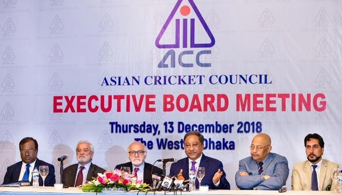 پاکستان کو ایشیا کپ کی میزبانی مل گئی