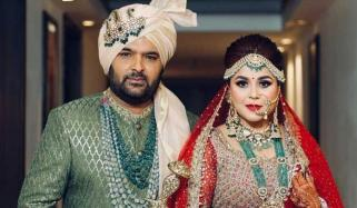 Kapil Sharma Marries Ginni Chatrath In A Grand Punjabi Ceremony
