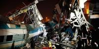 Train Accident In Turkey 4 Killed 43 Injured
