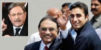 Zardari And Bilawals Lawyer Appears Before Nab