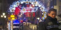France Killer Of Three People In The Christmas Bazzar Still At Large