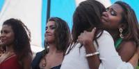 Beauty Pageant Held In Rio De Janeiro Women Prison