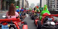 Real Life Mario Kart Race On The Streets Of Tokyo