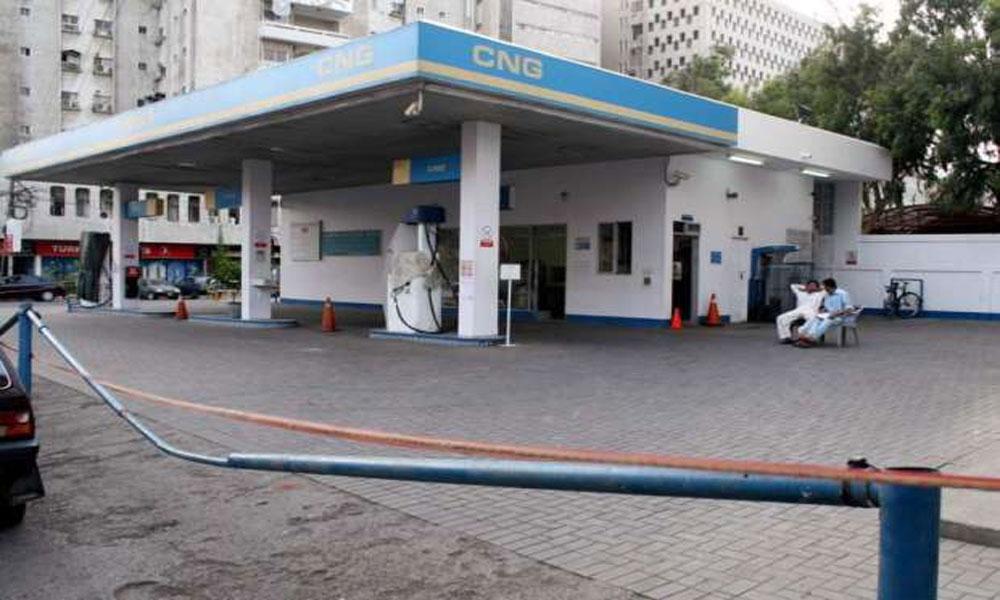 کراچی میں سی این جی اسٹیشن کھلنے کے بعد دوبارہ بند