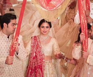 بھارت کی مہنگی ترین شادی