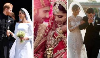 The Most Googled Weddings Of 2018
