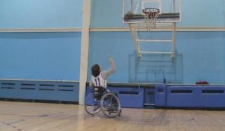 Wheelchair Basketball Changing Lives Of War Disabled Syrian Youths