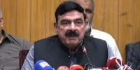 Sheikh Rasheed Dismissed The Invitation From Journalists