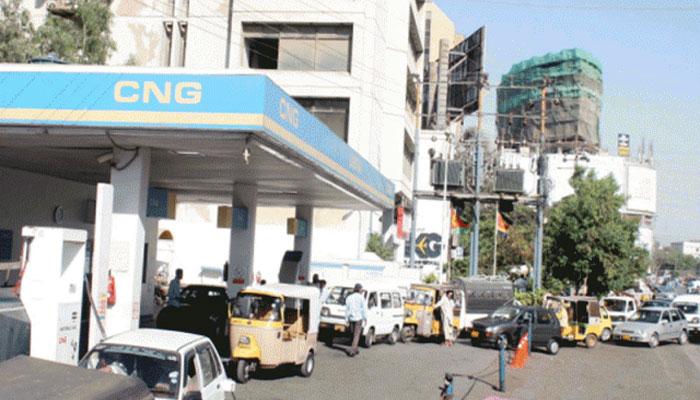 سی این جی اسٹیشنز کو گیس فراہمی میں 12 گھنٹوں کی توسیع