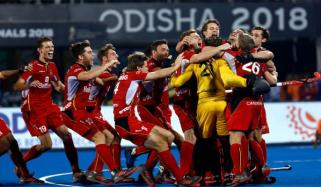 Belgium Became New Hockey King Beat Holland In Final