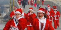 China Shenzhen Santa Race