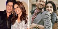 Shah Rukh And Kajol To Join Irrfan Khan For Hindi Medium 2
