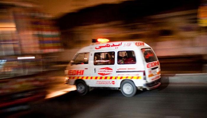 کراچی: ڈکیتی مزاحمت پر فائرنگ، 3 افراد زخمی