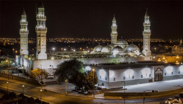 مسجد قبا آج رات سے 24 گھنٹے کیلئے کھول دی گئی