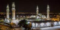 Masjid E Quba Opens For 24 Hour From Today