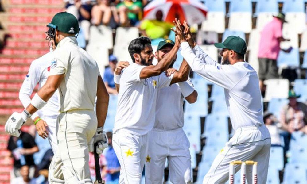 جنوبی افریقا کی ہدف کے تعاقب میں بیٹنگ جاری، 9 وکٹ باقی