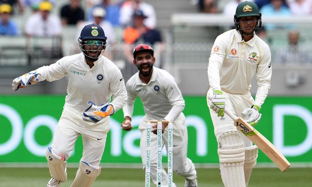 آسٹریلیا کو جیت کیلئے 141 رنز ،بھارت کو 2 وکٹ درکار