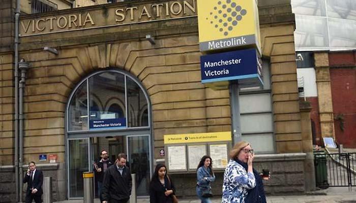 برطانیہ : ریلوے اسٹیشن پر چاقو سے حملہ، 3 افراد زخمی