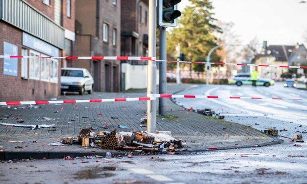 جرمنی: نسل پرست نے تارکین وطن پر گاڑی چڑھا دی، 4 زخمی