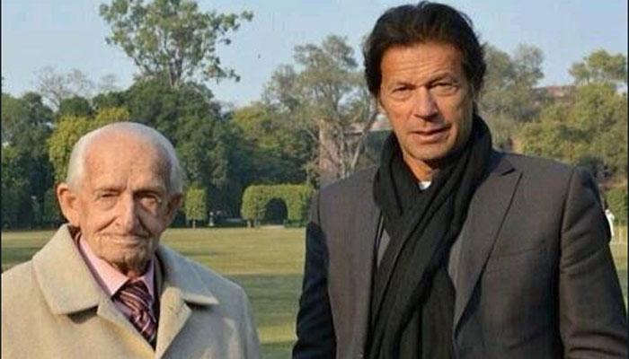 وزیراعظم عمران خان کے استاد میجر جیفری انتقال کر گئے