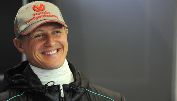فارمولا ون ڈرائیور شومیکر کی اہلیہ کا مداحوں سے اظہارتشکر