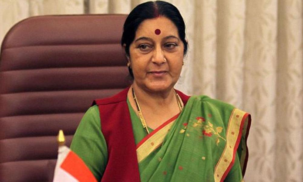سشما سوراج نے23 پاسپورٹس گمشدہ قرار دیدیئے