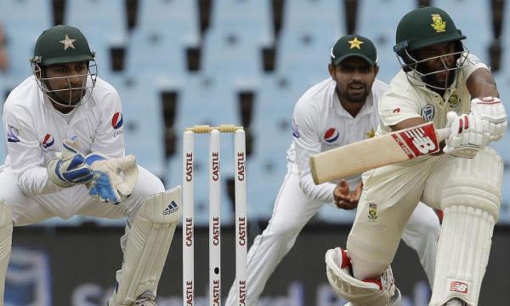 پاکستان جنوبی افریقا کا دوسرا ٹیسٹ آج سے شروع ہوگا