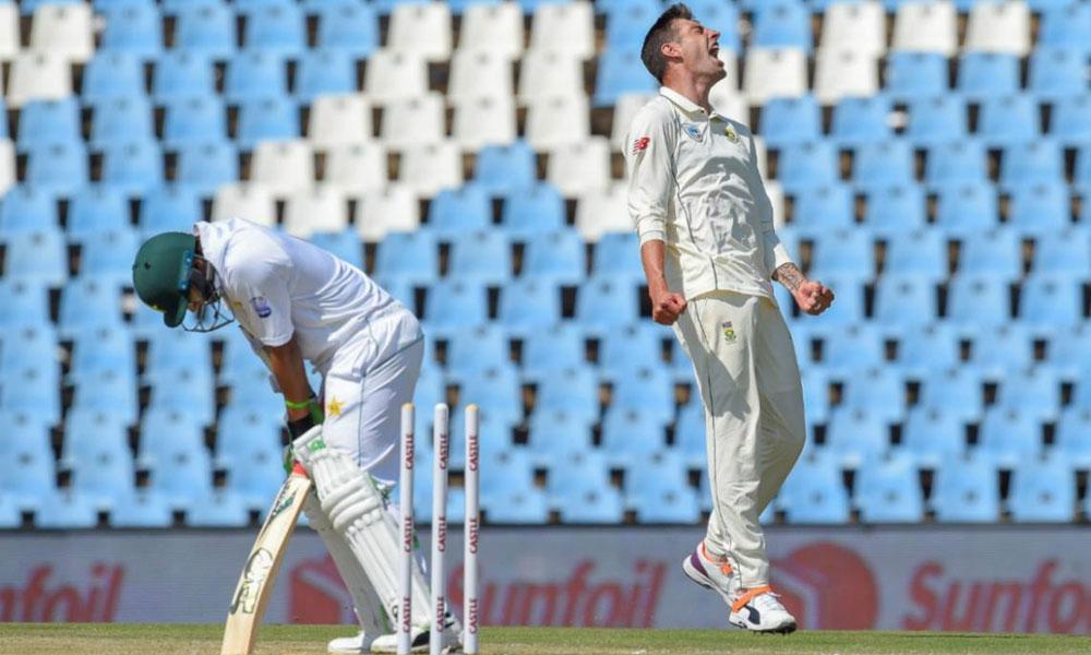 پاکستان کا ٹاس ہار کر مایوس کن آغاز،2کھلاڑی پویلین واپس