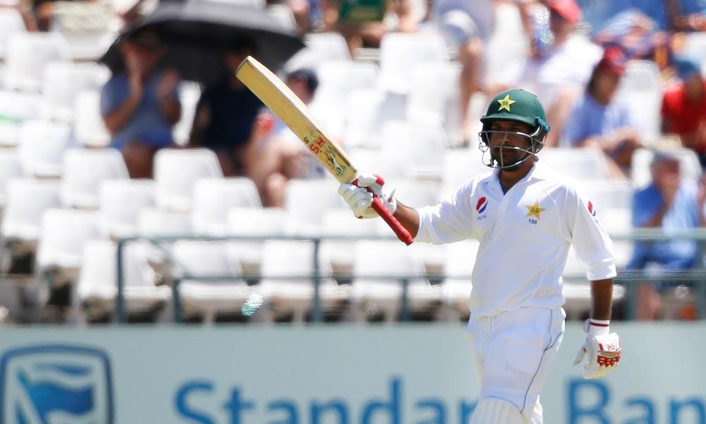 کیپ ٹاؤن ٹیسٹ: پاکستان 177رنز پر آؤٹ