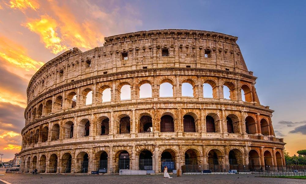 ''روم'' ایک حیرت انگیز شہر