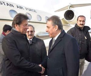 وزیراعظم عمران خان کا دورہ ترکی
