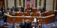 Us House Democrats Vote The Bill For Reopen Government