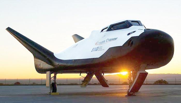 خلائی شٹل طرزکے نئے طیارے کی تیاری