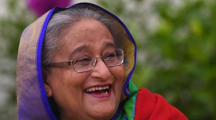 شیخ حسینہ نے مسلسل تیسری مرتبہ بنگلہ دیشی وزیراعظم کا حلف اٹھالیا