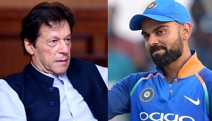 عمران خان نے کوہلی کو کس بات پر مبارکباد دی؟