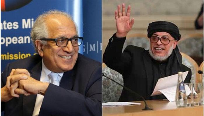 افغان طالبان اور امریکی حکام کے مذاکرات منسوخ