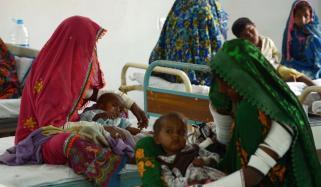 Two Innocent Children Died In Thar Hospital