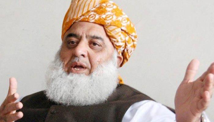 پاکستان کی نظریاتی شناخت کو تبدیل کیا جارہا ہے، فضل الرحمان