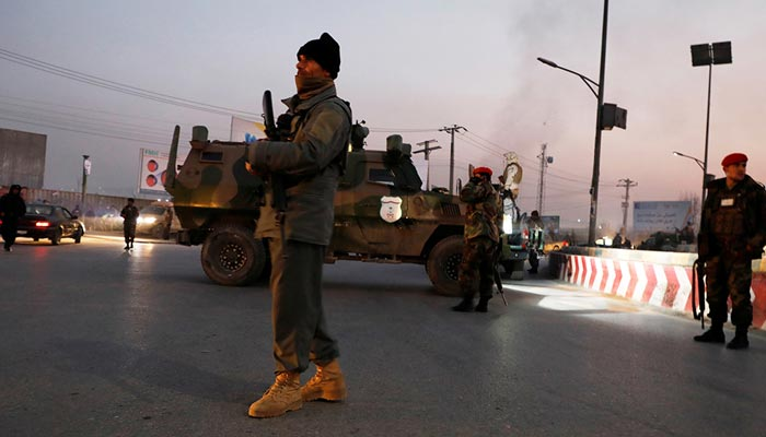 افغانستان: طالبان حملوں میں 21سیکورٹی اہلکار ہلاک
