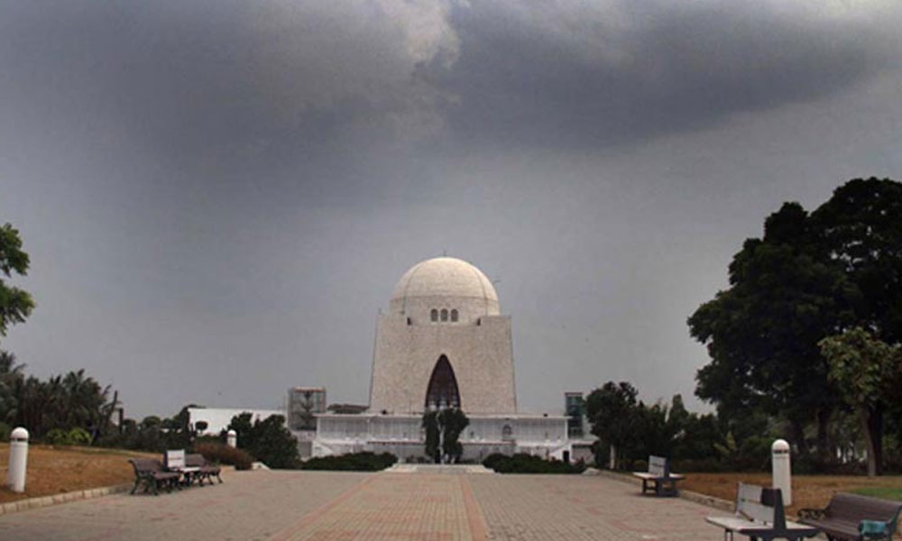آج سے کراچی میں بارش کا امکان