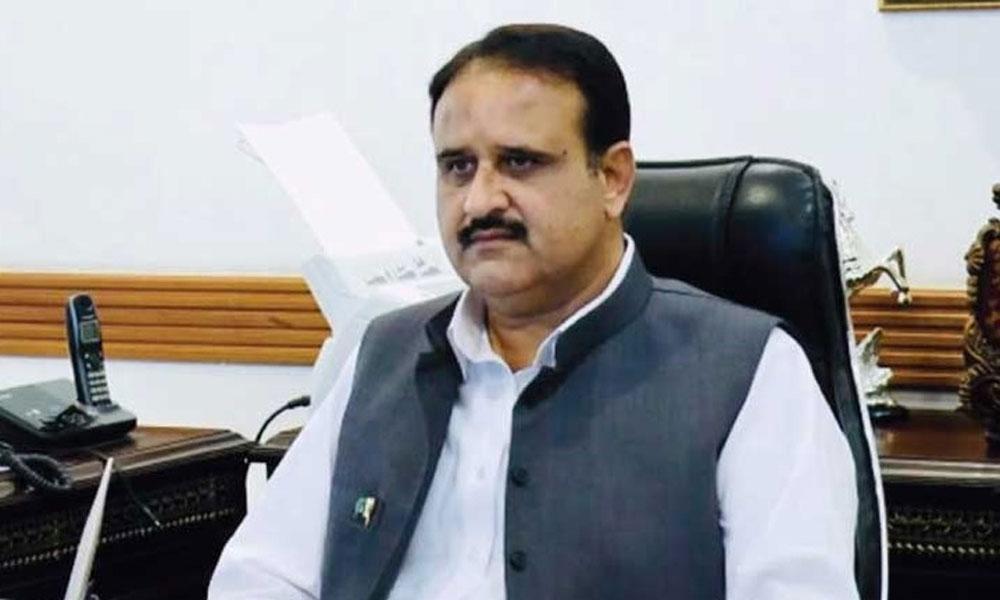 وزیراعلیٰ پنجاب نے بزرگ تاجر کی گرفتاری کا نوٹس لے لیا