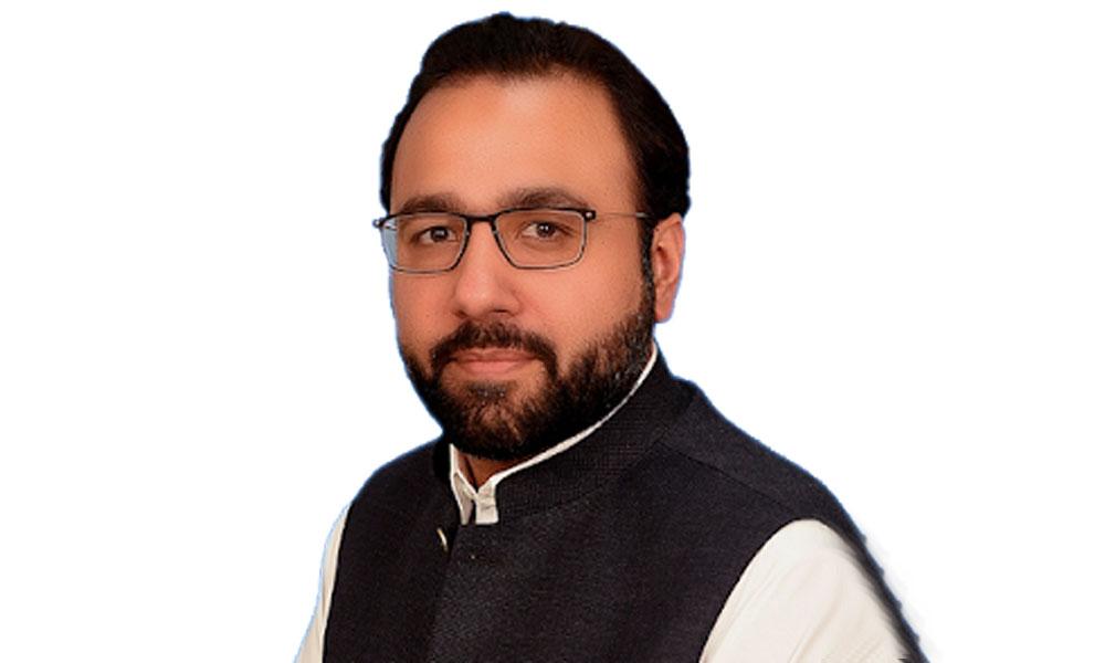 چوہدری شجاعت کا بیٹا نیب راولپنڈی میں پیش
