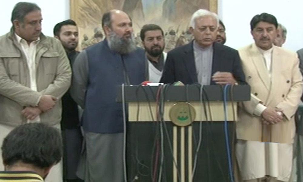 ''بلوچستان کا دورہ پہلا ہے، آخری نہیں''