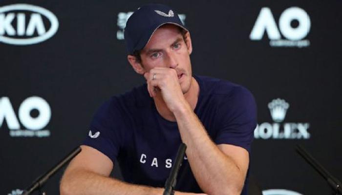 ٹینس اسٹار اینڈی مرے کا کورٹ چھوڑنے کا فیصلہ