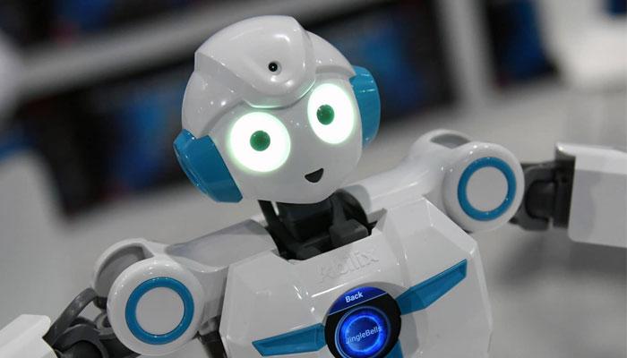 امریکا میں الیکٹرونکس روبوٹ کی سالانہ نمائش