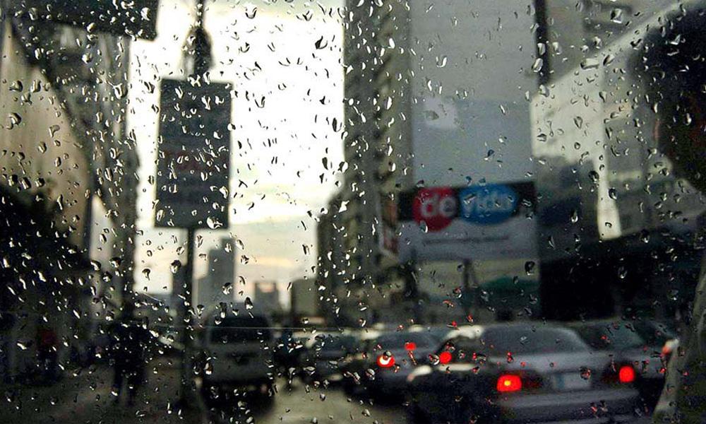 کراچی میں موسم سرما کی پہلی بارش کہاں ہوئی؟